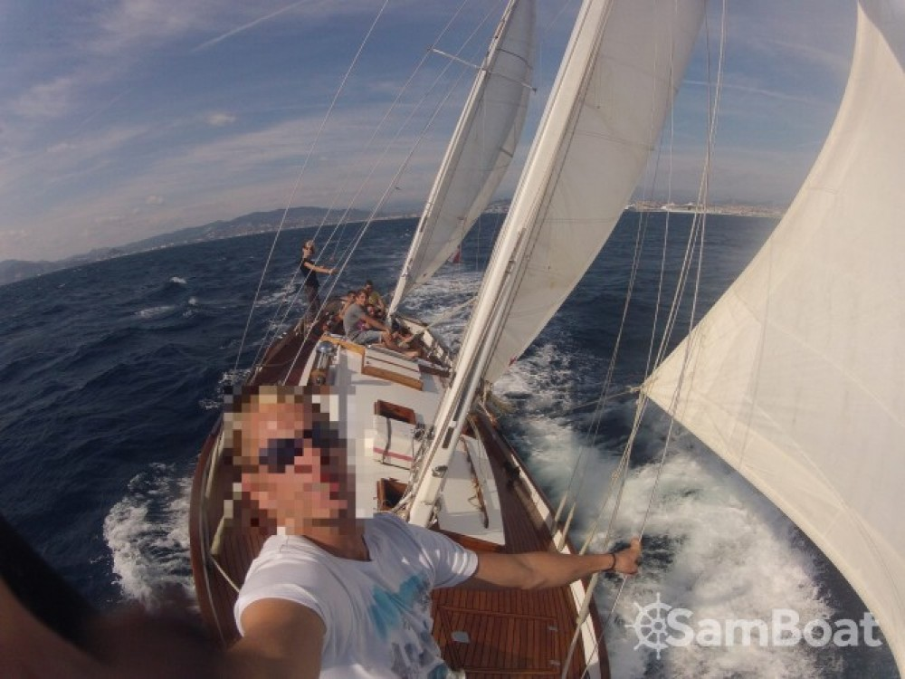 Location bateau Hereshof Ketch à Cannes sur Samboat