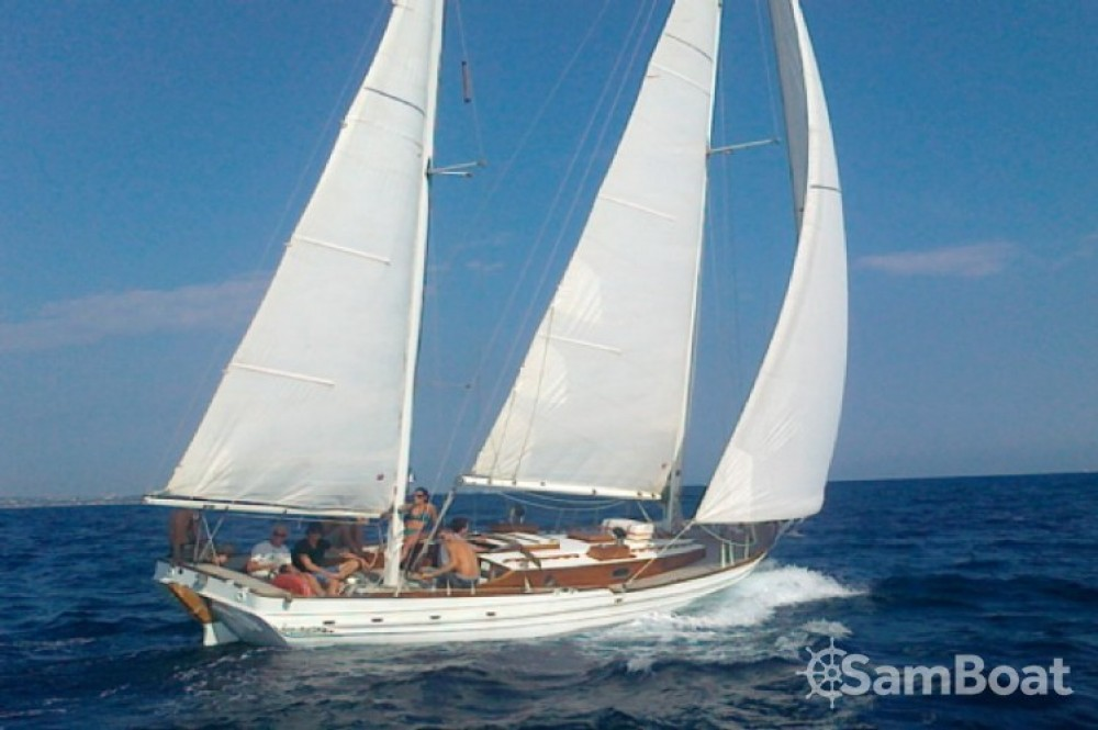 Location yacht à Cannes - Hereshof Ketch sur SamBoat