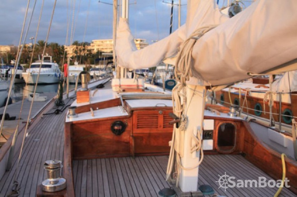 Location Voilier à Cannes - Hereshof Ketch