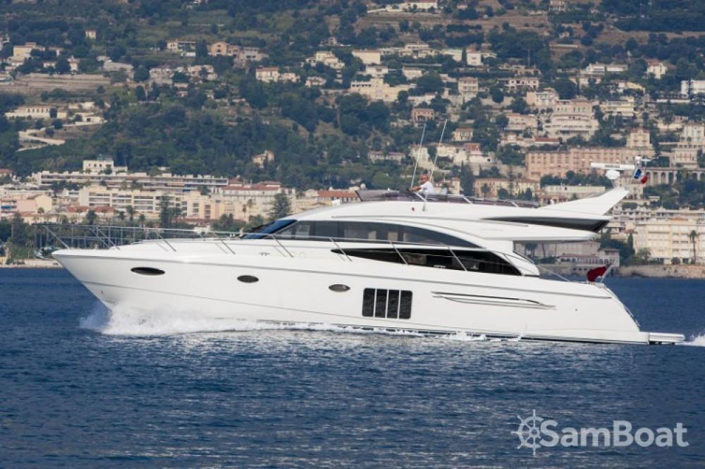 Location bateau Cannes pas cher Anka