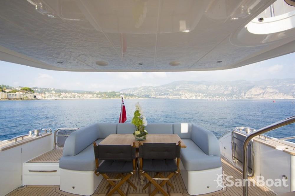 Location Yacht à Cannes - Princess Anka