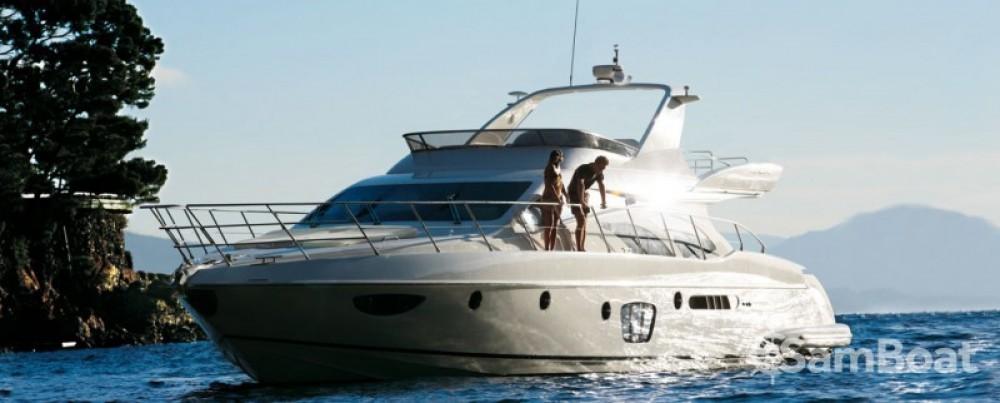 Location yacht à Cannes - Azimut 19 sur SamBoat