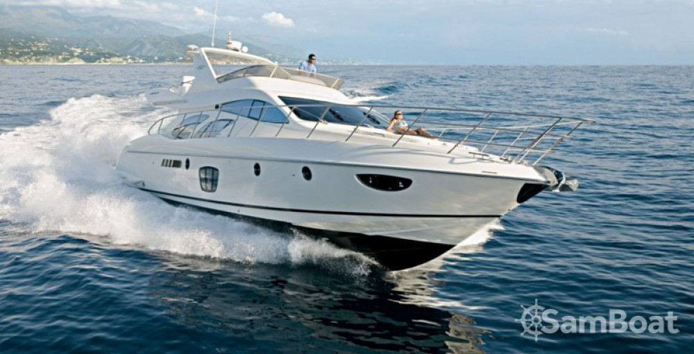 Location bateau Azimut 19 à Cannes sur Samboat