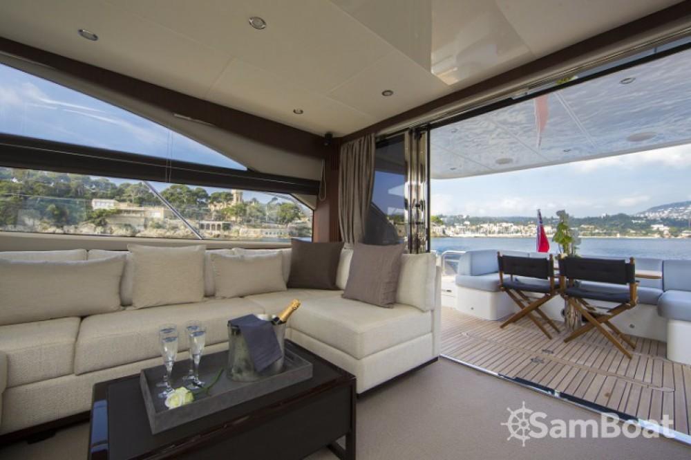 Location bateau Princess Anka à Cannes sur Samboat