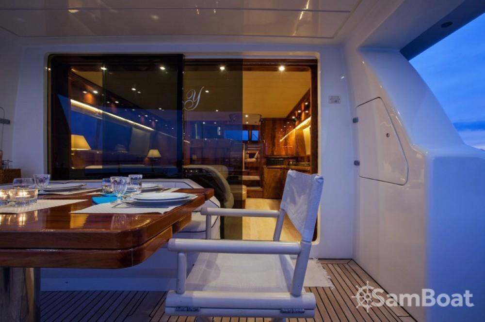 Location Yacht à Cannes - Maiora 20