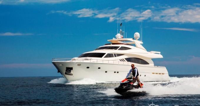 Louer Yacht avec ou sans skipper Ferretti à Saint-Tropez