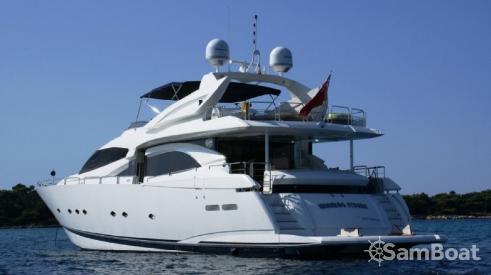 Location Yacht à Saint-Tropez - Sunseeker 28