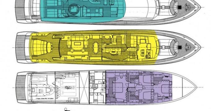 Location bateau Guy Couach 34.10 à Saint-Tropez sur Samboat