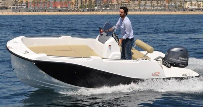 Boat rental Formentera cheap 5.0