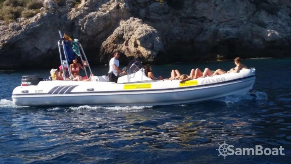 Louez un Alson 750 FLASH à Palma