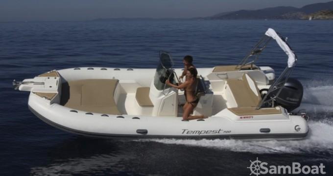 Location yacht à Fort-de-France - Capelli Tempest 700 sur SamBoat