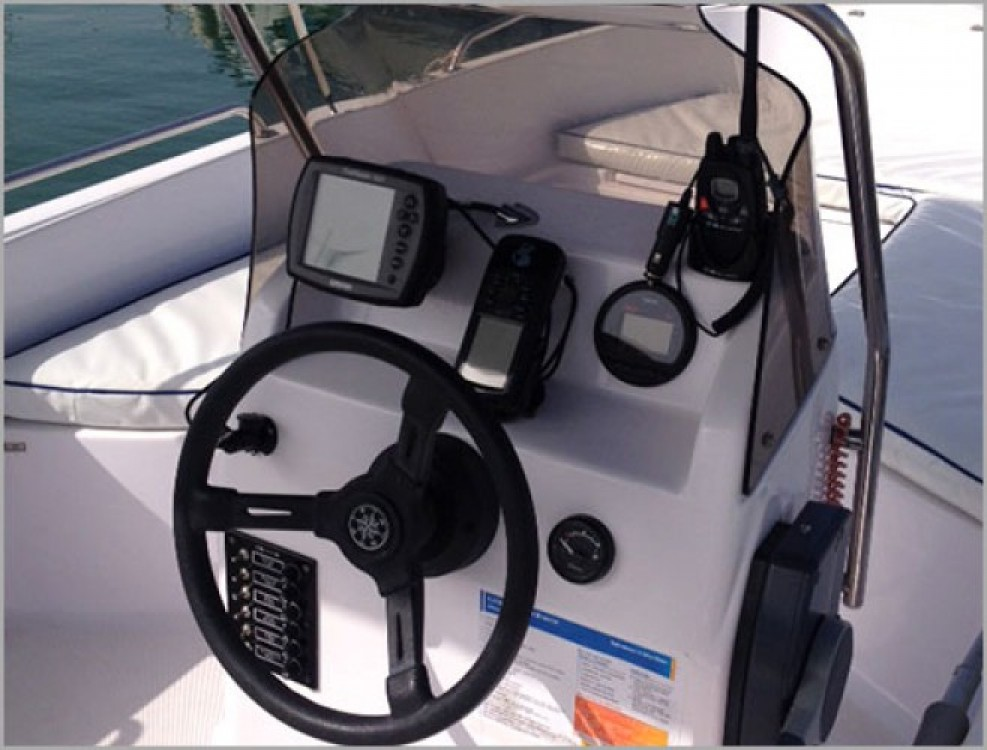 Location bateau Poseidon 510 à Benalmádena sur Samboat