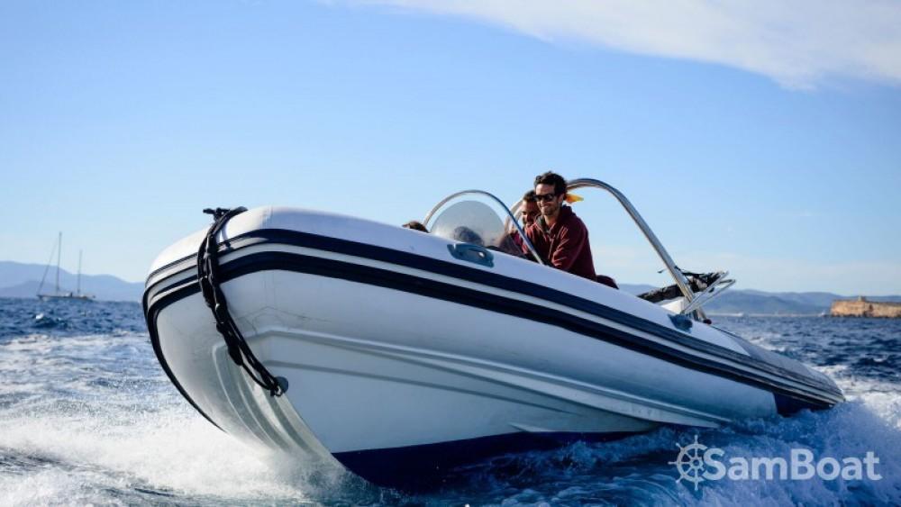Alquiler de Valiant valiant 650 en Formentera