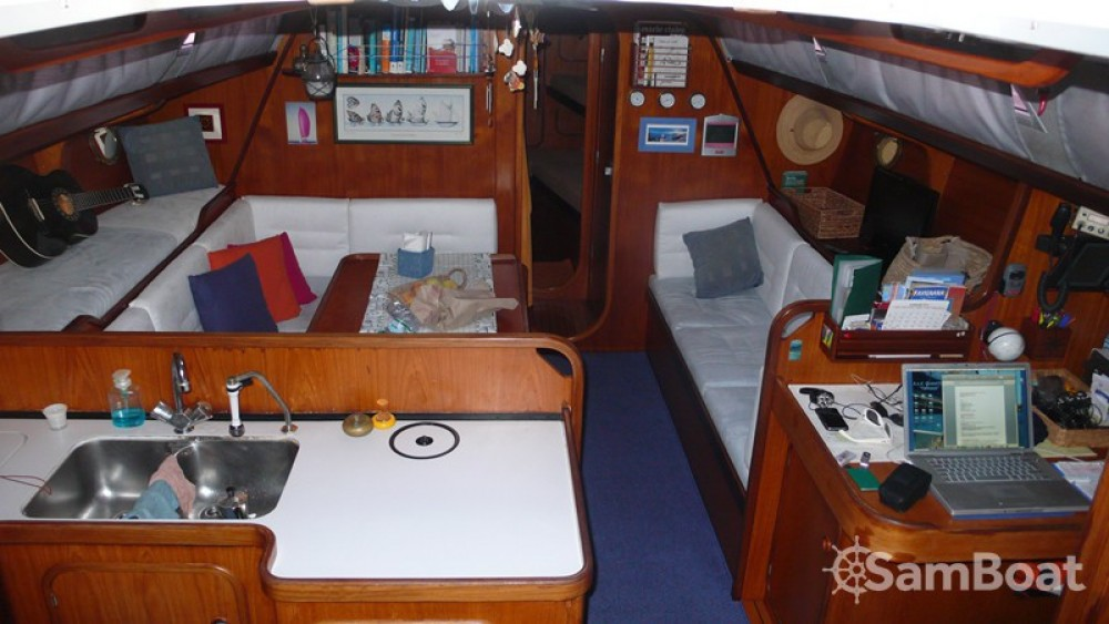 noleggio Barca a vela Lipari - Gibert Marine Gib Sea 442