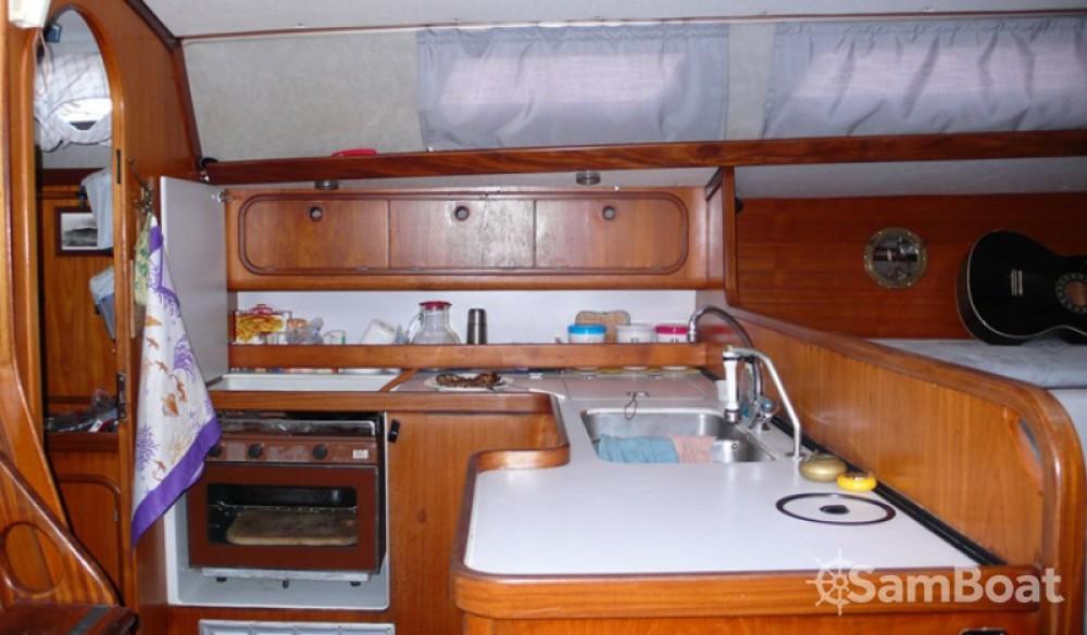 Noleggiare un'Gibert Marine Gib Sea 442 Lipari