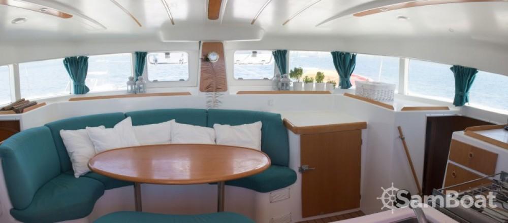 Location Catamaran à Porto-Vecchio - Lagoon Lagoon 380