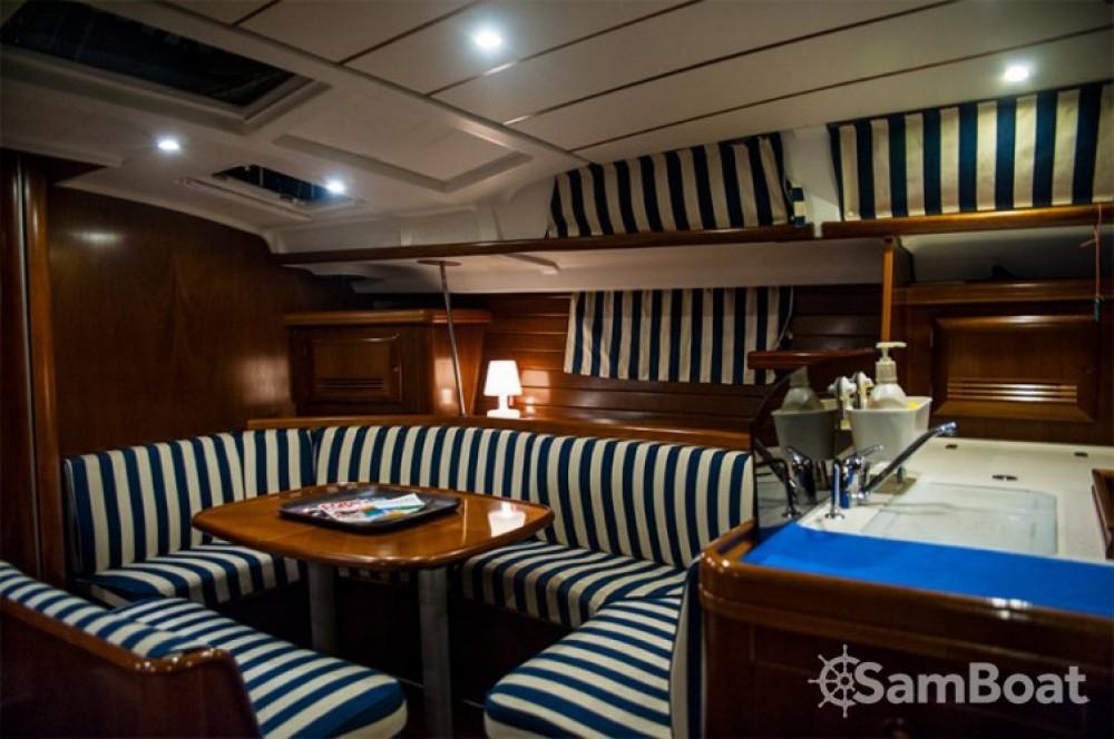 Location bateau Bénéteau Oceanis 473 à Port Olímpic sur Samboat