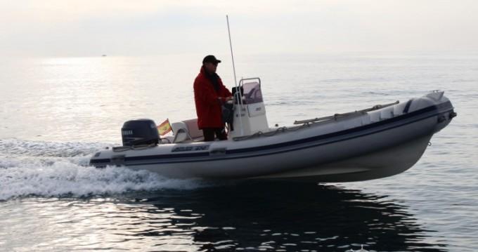 Location Semi-rigide à Valence - Joker Boat Coaster 470