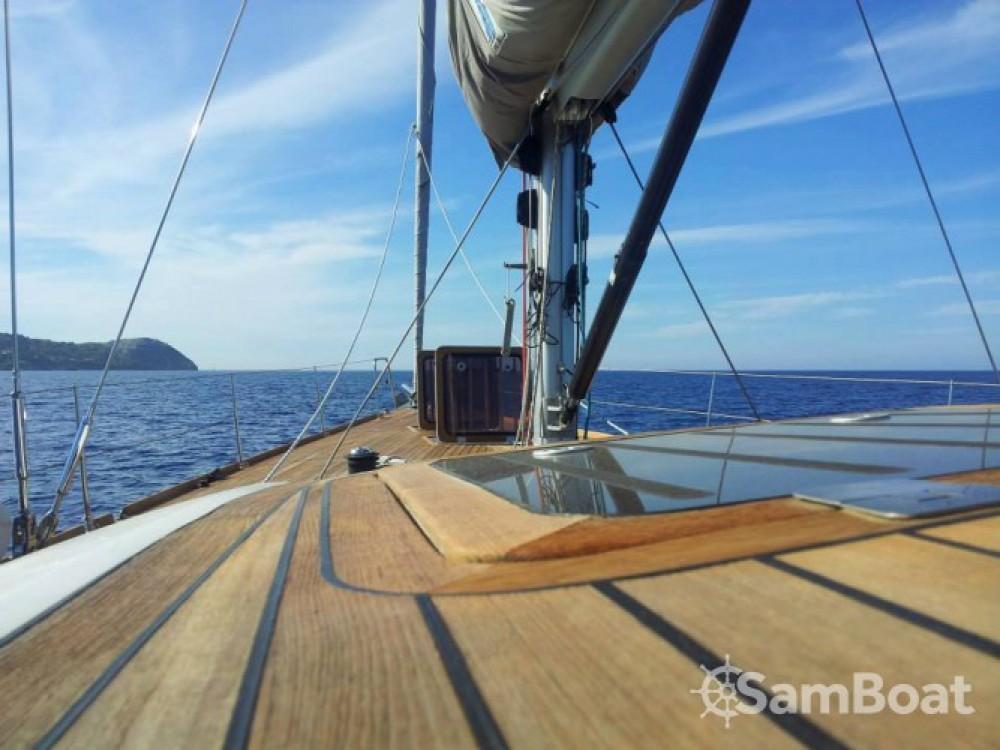 "Location bateau Comar COMET 62"" RS à Lipari sur Samboat"