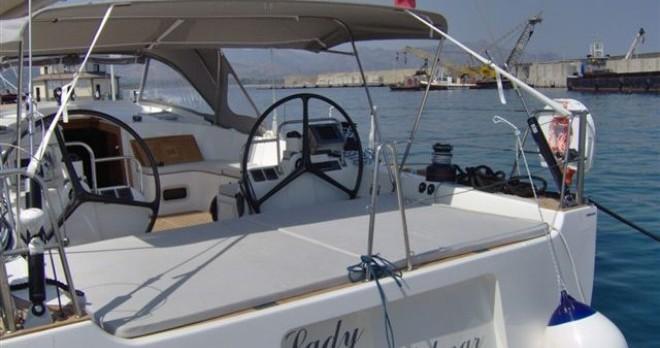 """Location bateau Lipari pas cher COMET 62"""" RS"""