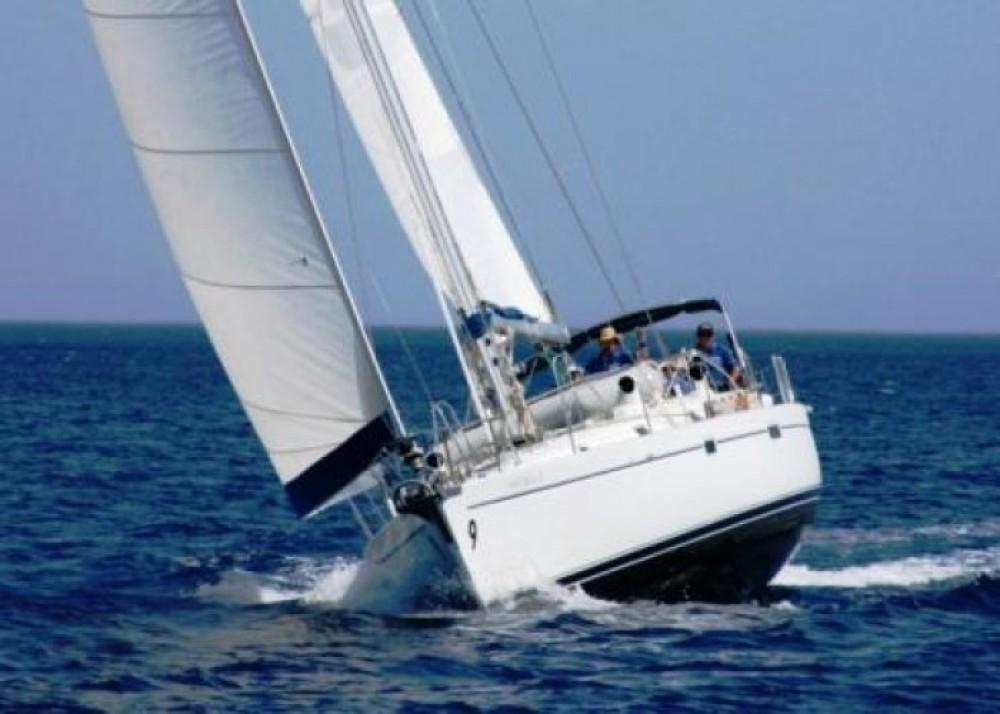 Location bateau La Rochelle pas cher Beneteau 50