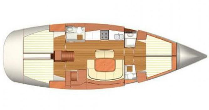 Dufour Dufour 455 Grand Large entre particuliers et professionnel à La Rochelle