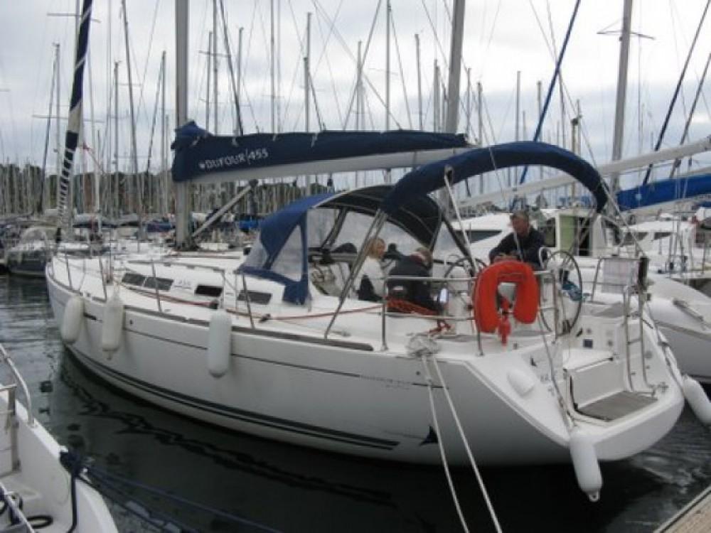 Louez un Dufour Dufour 455 Grand Large à La Rochelle