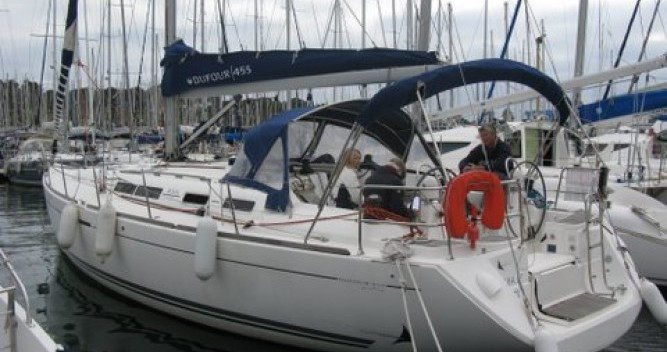 Location yacht à La Rochelle - Dufour Dufour 455 Grand Large sur SamBoat