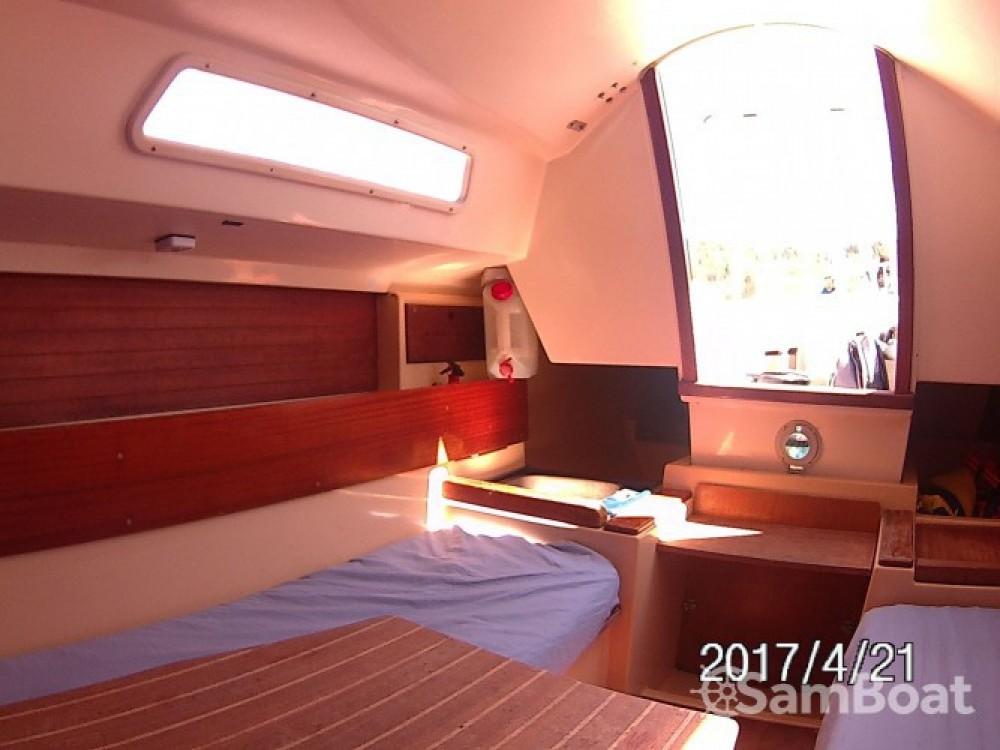 Location bateau Orgelet pas cher Dufour 24