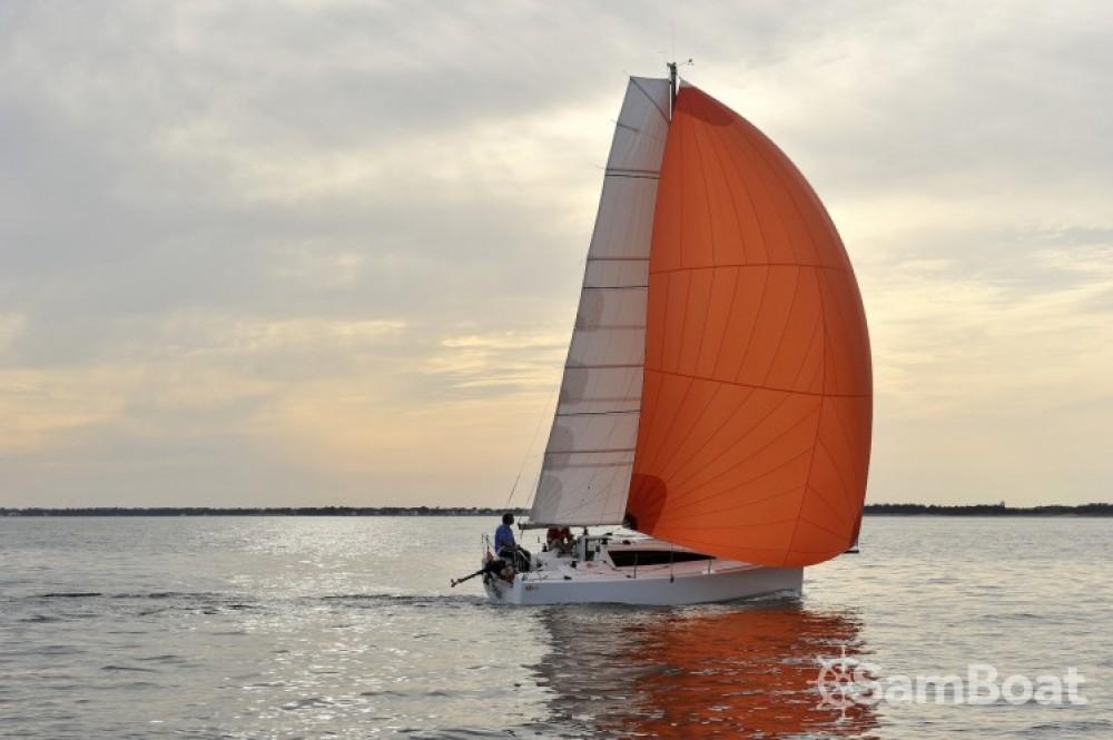 Location yacht à La Rochelle - Maree-Haute Django 6.7 sur SamBoat