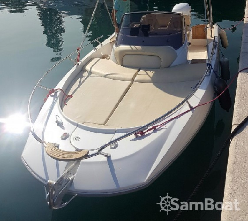 Location bateau Trogir pas cher Key Largo 20