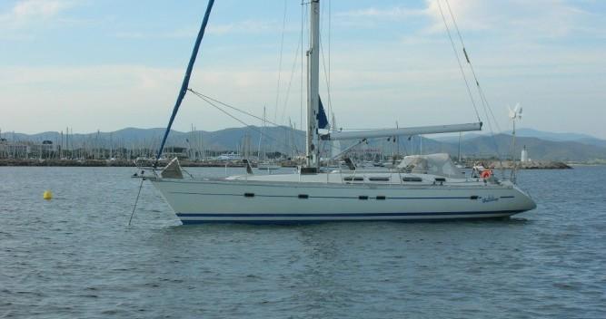 Location bateau Ajaccio pas cher Bavaria 44