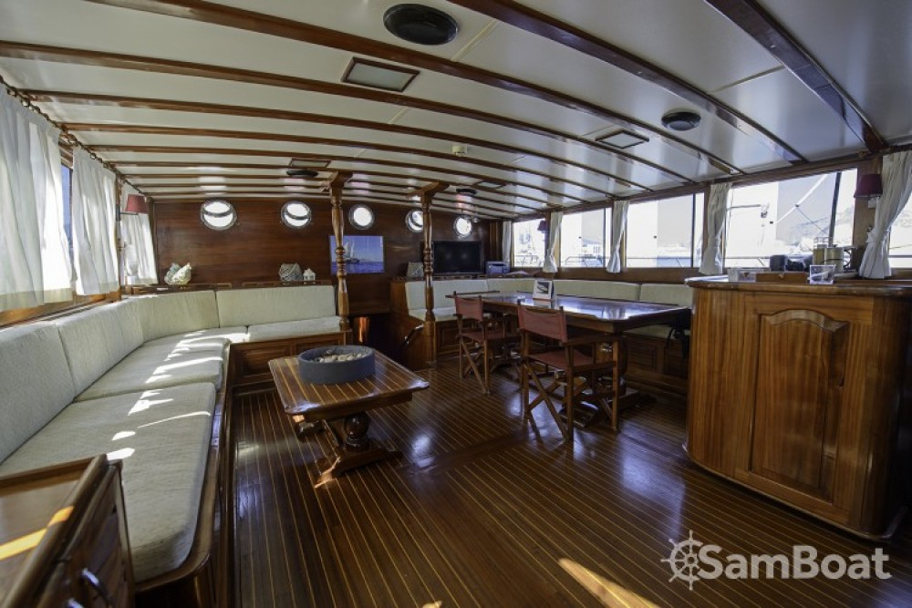 Noleggio barche Bodrum caicco Palermo su Samboat