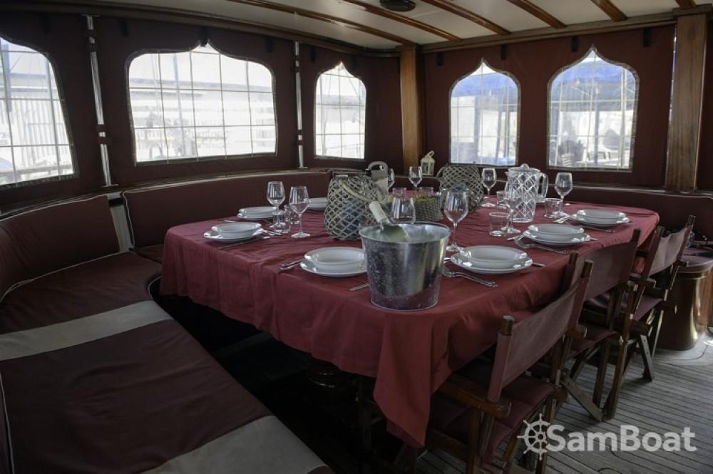 Noleggio yacht Palermo - Bodrum caicco su SamBoat