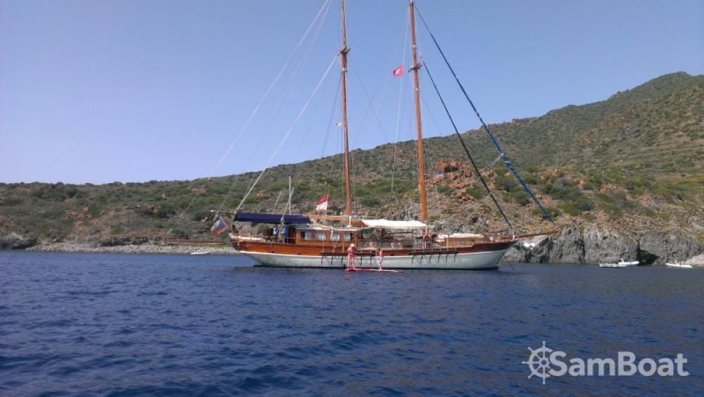 Yacht-Charter in Palermo - Marmaris gulet auf SamBoat