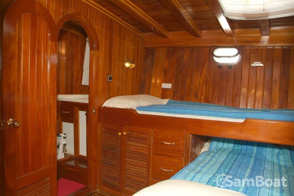Segelboot mieten in Palermo - Marmaris gulet