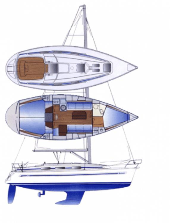 Louez un Bavaria Cruiser 36 à Castellammare di Stabia