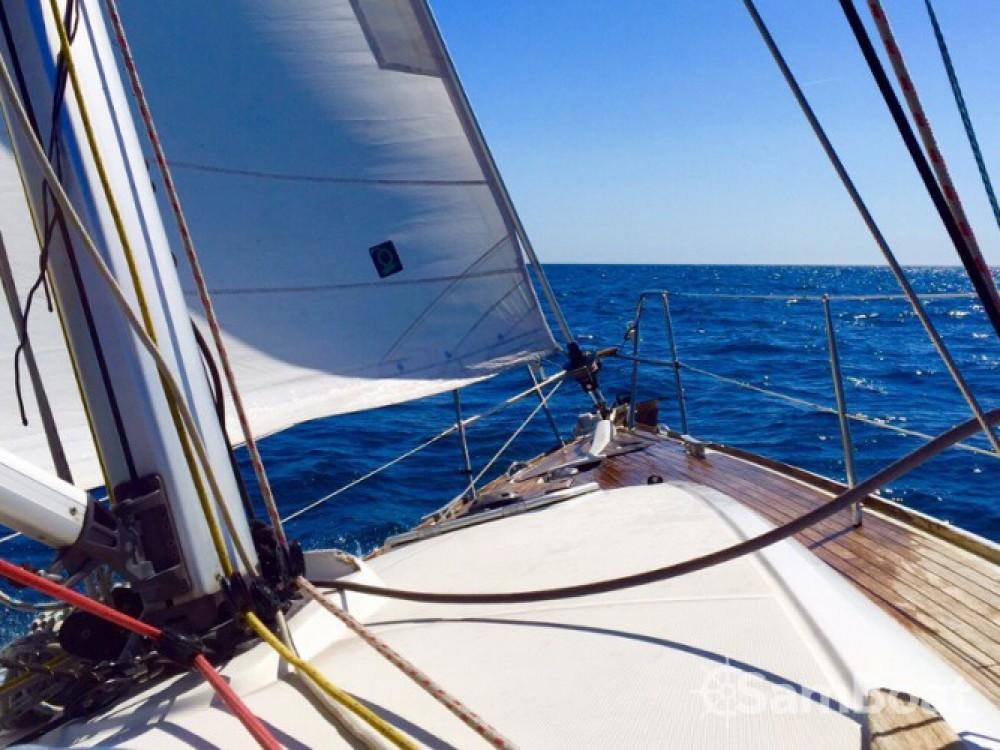 Jeanneau Sun Odyssey 39i entre particuliers et professionnel à Palamós