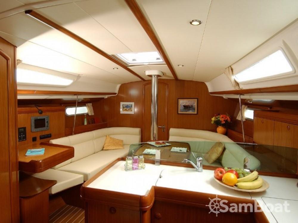 Location bateau Palamós pas cher Sun Odyssey 39i