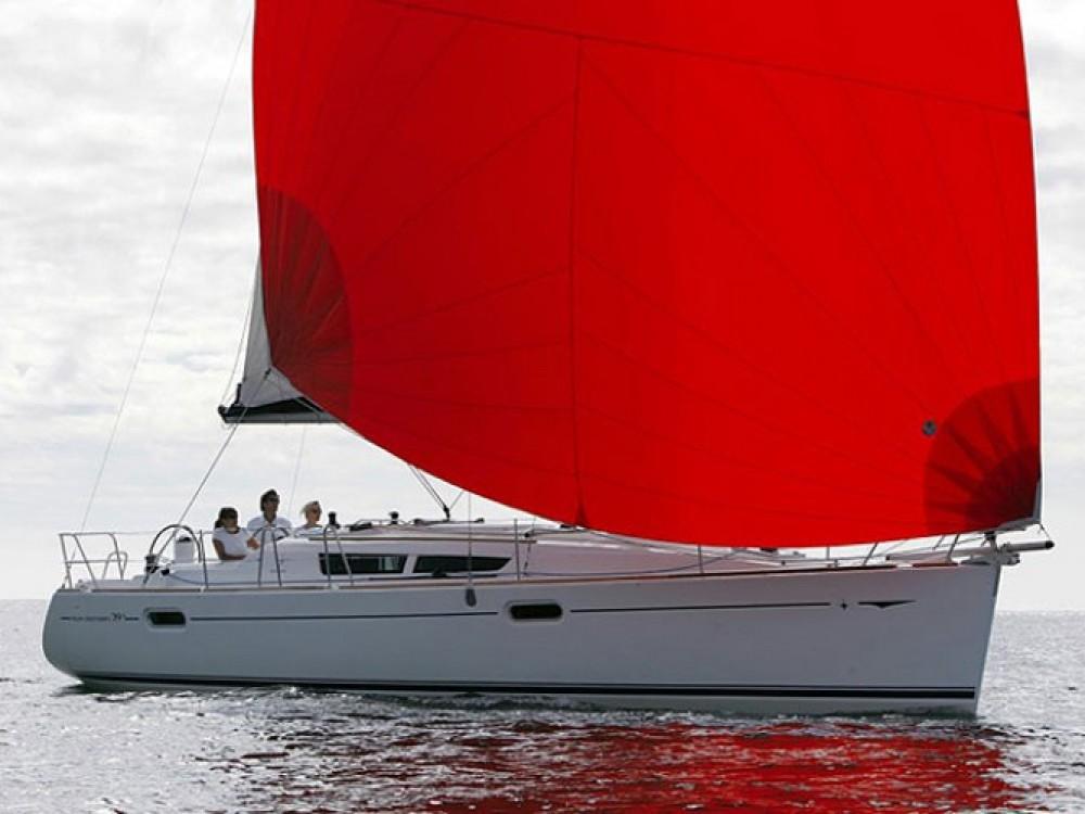 Louer Voilier avec ou sans skipper Jeanneau à Palamós