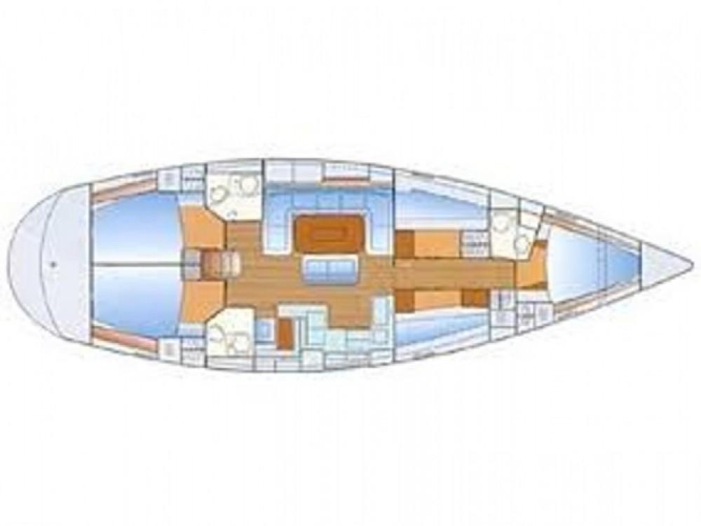 Location bateau Arona pas cher Cruiser 50