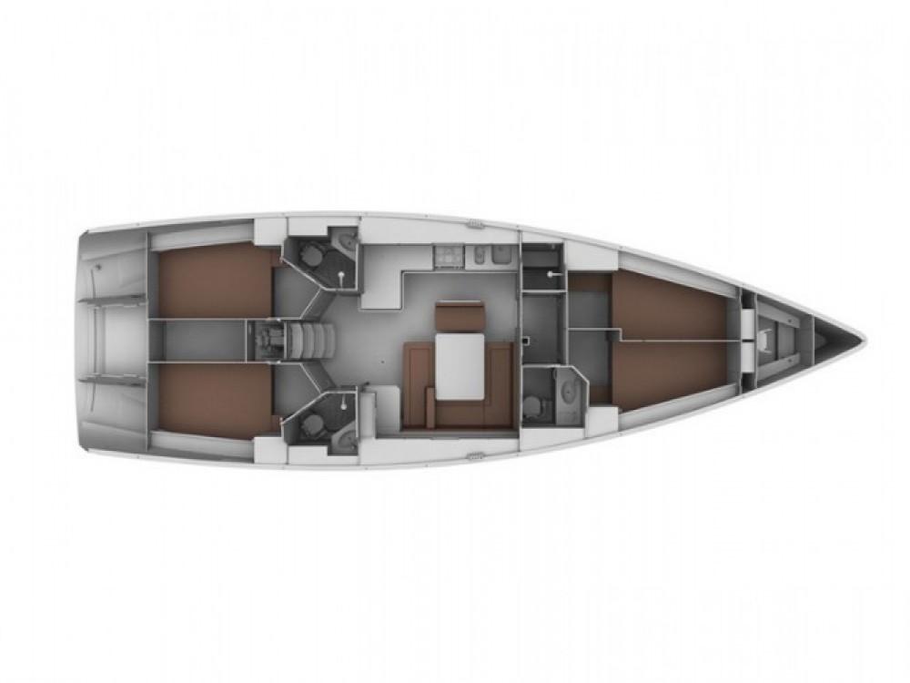 Location bateau Arona pas cher Bavaria 45 Cruiser
