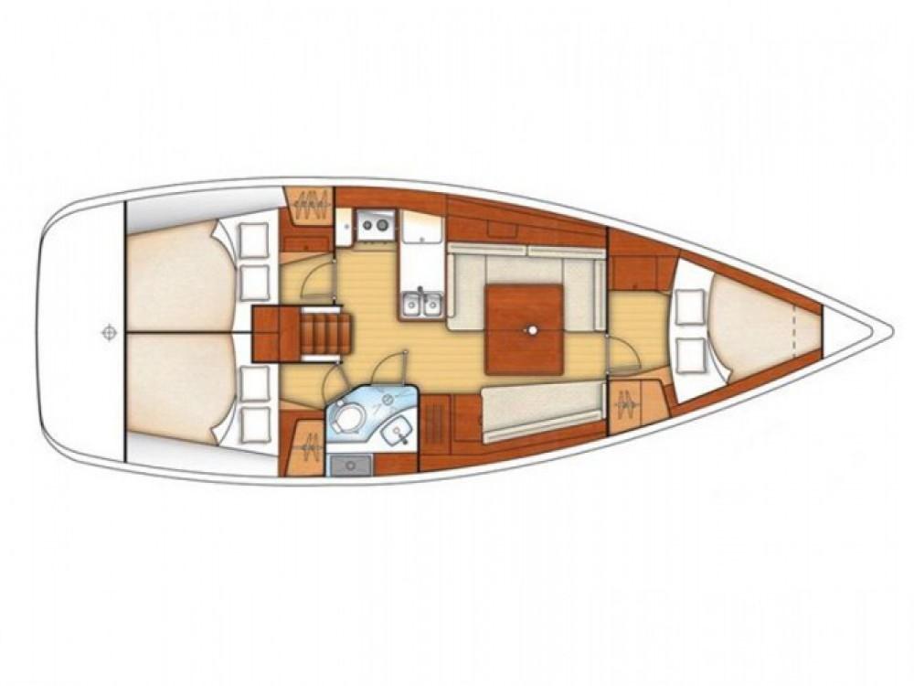 Location yacht à Palma de Majorque - Bénéteau Oceanis 37 sur SamBoat