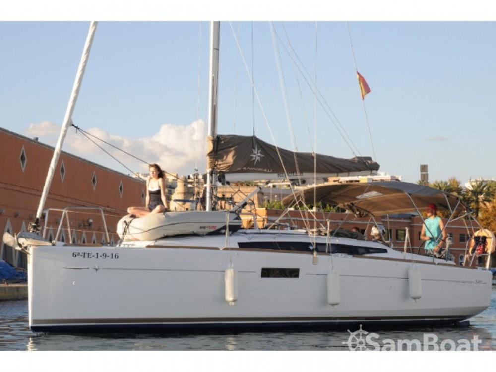 Jeanneau Sun Odyssey 349 entre particuliers et professionnel à Palma de Majorque