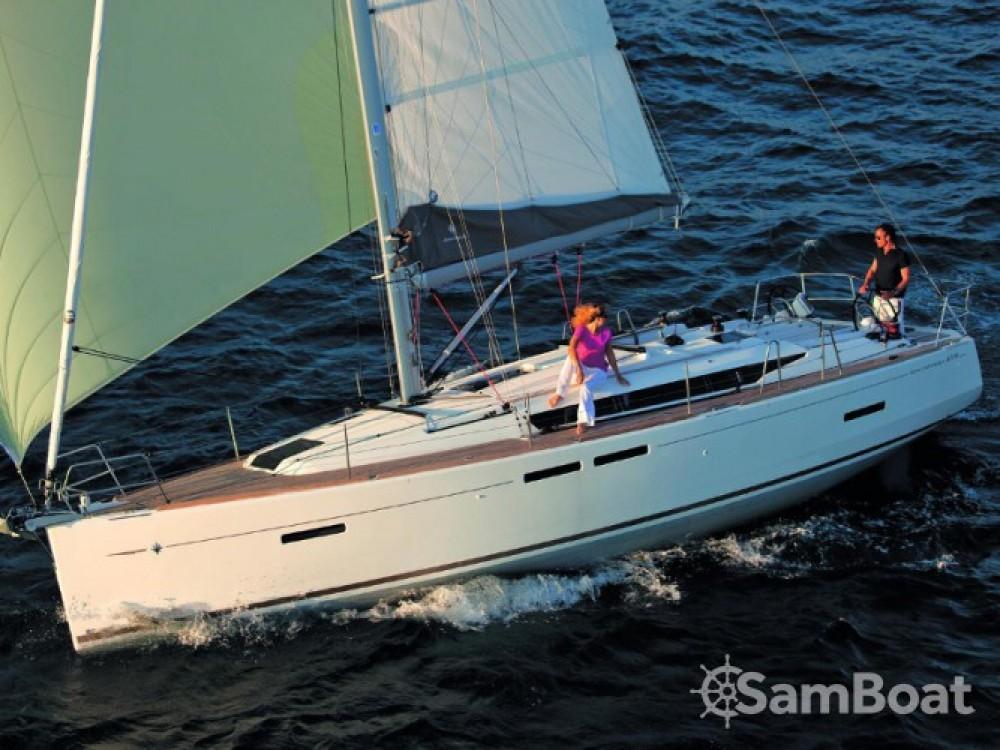 Location bateau Jeanneau Sun Odyssey 419 à Palma de Majorque sur Samboat