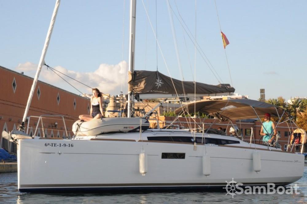 Louez un Jeanneau Sun Odyssey 349 à Palma de Majorque