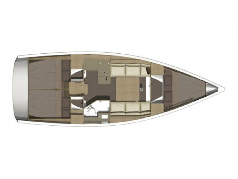 Location bateau Capo d'Orlando Marina pas cher Dufour 350 GL