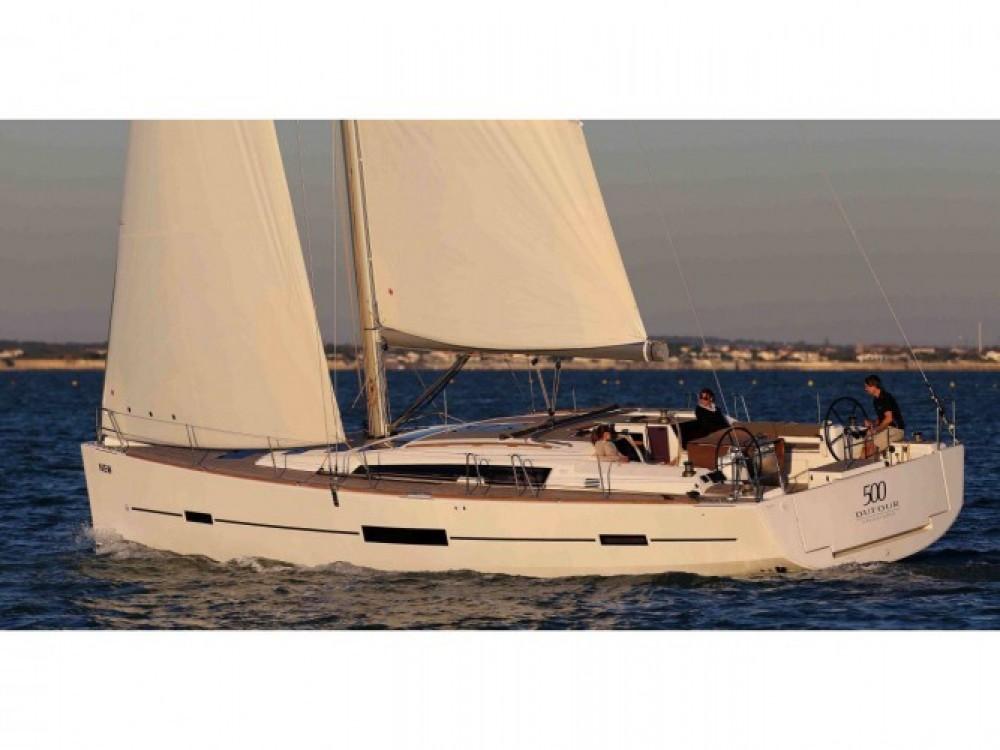 Location bateau Capo d'Orlando Marina pas cher Dufour 500 Grand Large