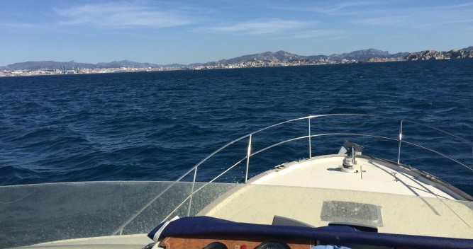 Hire Motor boat with or without skipper Acm Marseille