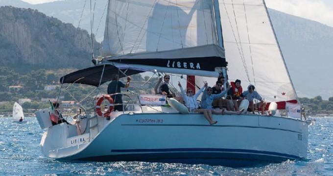 Location yacht à Palerme - Bénéteau cyclades sur SamBoat